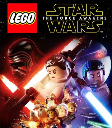 Лего Звёздные войны: пробуждение силы