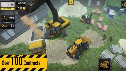 Construction Machines 2016