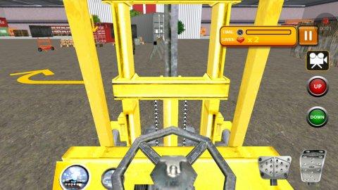 Forklift Simulator Extreme 3D