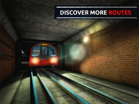 Subway Simulator 2: London