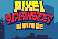 Pixel Super Heroes на android