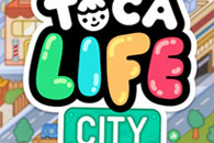 Toca Life: City на android