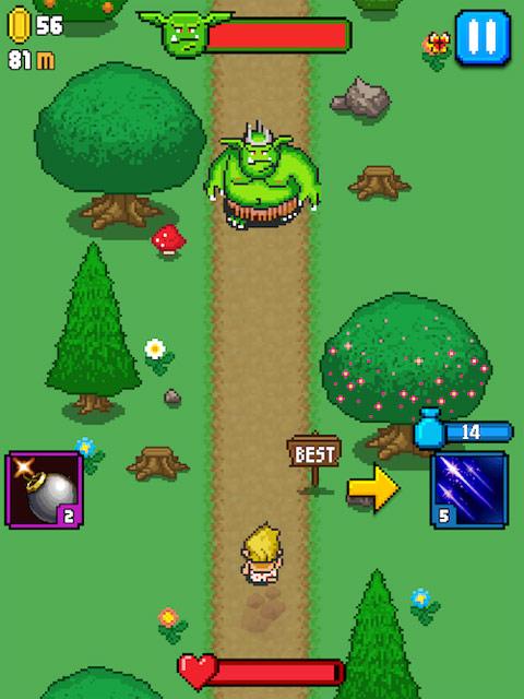 Dash Quest