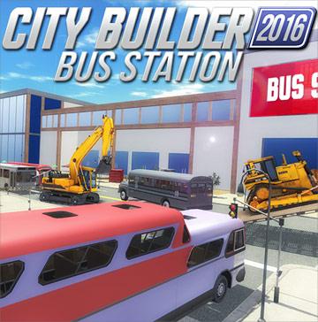 City Builder 2016 Bus Station