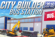 скачать City Builder 2016 Bus Station на android