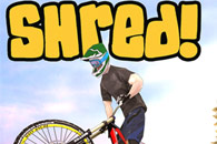 Shred! Downhill Mountain biking на android