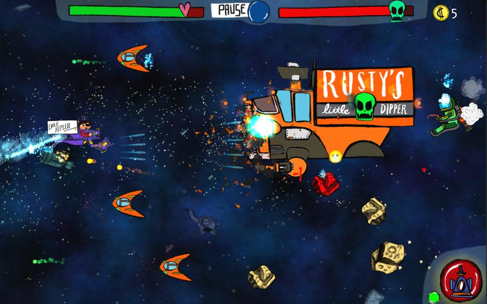 Игра Огромные Черви 2 - играть онлайн бесплатно