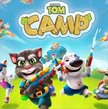 Лагерь говорящего Тома