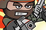 скачать Doodle Army 2 : Mini Militia на android