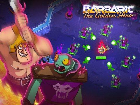 Barbaric: Золотой Герой