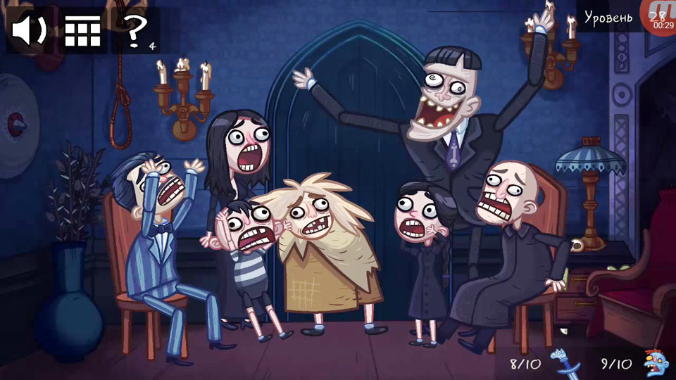 пародия на игру 5 ночей с фредди