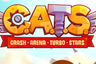 скачать CATS:Crash Arena Turbo Stars на android