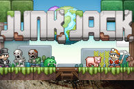 Junk Jack на android