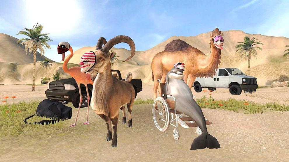 симулятор козла пейдей скачать - фото 2