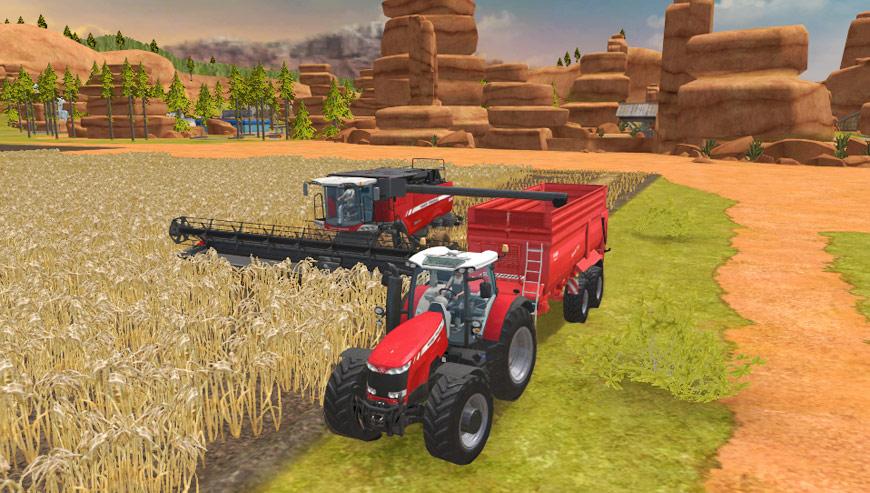 скачать игру симулятор ферма 18 на андроид бесплатно - фото 10