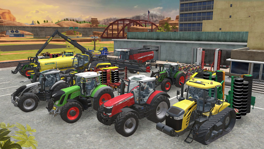 скачать игру симулятор ферма 18 на андроид бесплатно - фото 8