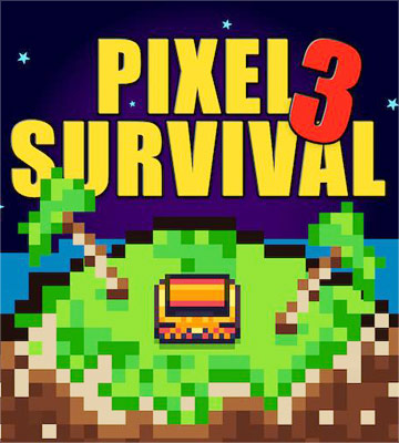 Pixel Survival Game 3