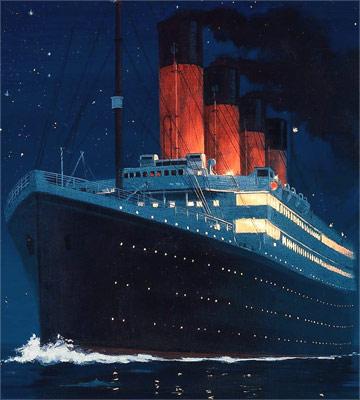Побег из Титаника