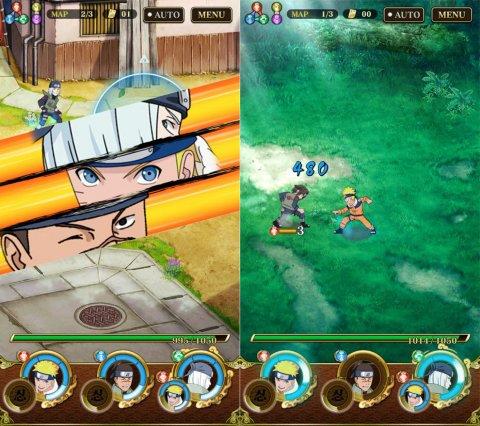 Наруто Ultimate Ninja Blazing