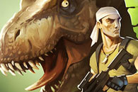 скачать Jurassic survival на android