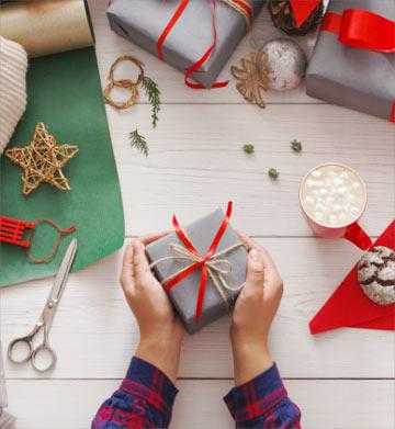 Скрытые предметы: рождество