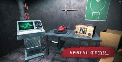 Asylum: Room Escape