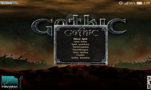 Gothic 1, 2