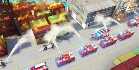 Emergency HQ