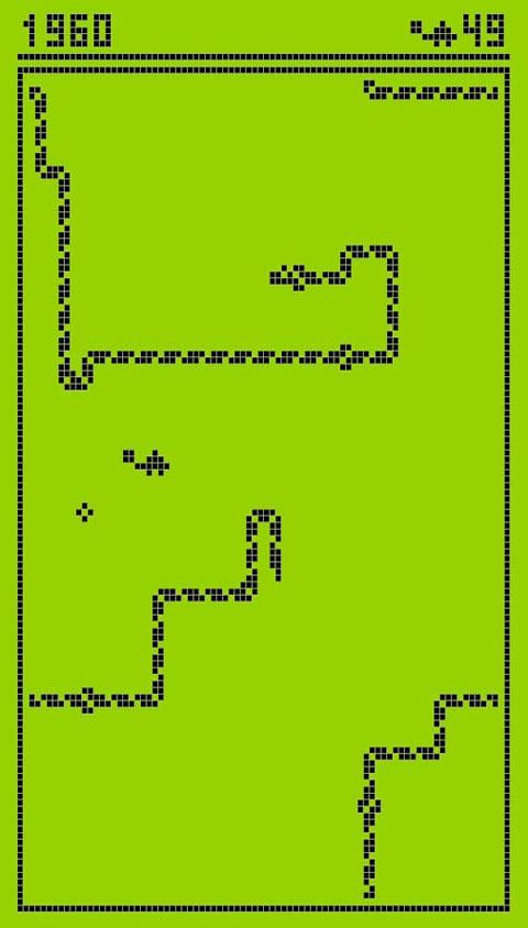 Змейка II