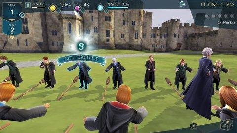 Гарри Поттер Hogwarts Mystery