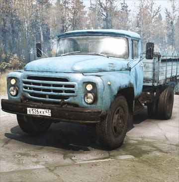 Симулятор ЗИЛ-130