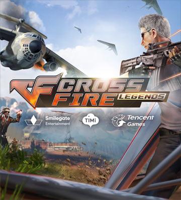 CrossFire: Legends