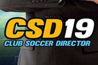 скачать Club Soccer Director 2019 на android