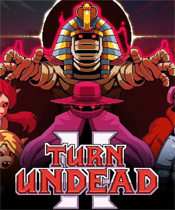 Turn Undead 2: Monster Hunter