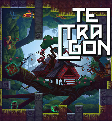 Tetragon: Unknown Planes